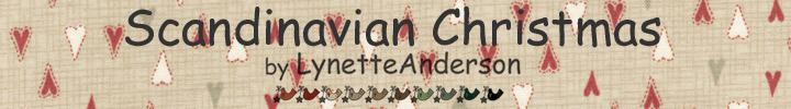 Scandinavian Christmas by Lynette Anderson