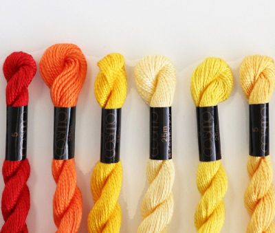 5番刺しゅう糸